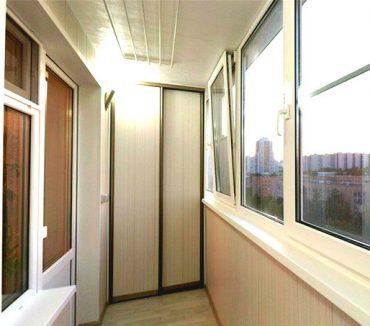 Остекление стандартной лоджии пвх окнами, цена - 19 100 р - .