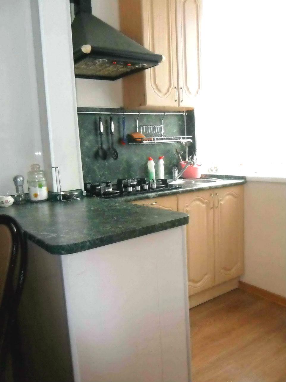 Кухня на лоджии фото.